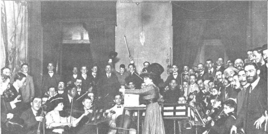 Amazonas de la vanguardia musical española
