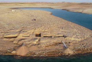 La sequía saca a la luz esta fortaleza de 3,400 años perteneciente a uno de los reinos menos conocidos de la Edad de Bronce
