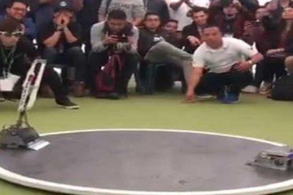 Colombia gana a Japón en un torneo de robótica por primera vez en la historia