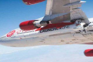 Virgin Orbit prueba con éxito su nuevo cohete LauncherOne