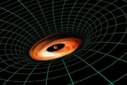 El Hubble descubre algo que no debería existir cerca de un agujero negro