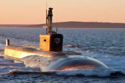 Este detector de submarinos ruso funciona correctamente gracias a la estela que dejan en el agua