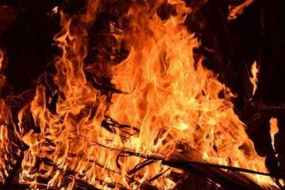 Más de 100 incendios en el círculo Polar Ártico debido a las temperaturas