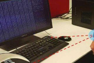 Así roban datos de un ordenador los Hackers, gracias al teclado
