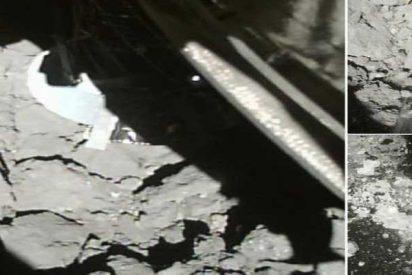 Hayabusa 2 envía estas imágenes de su segundo encuentro con el asteroide Ryugu