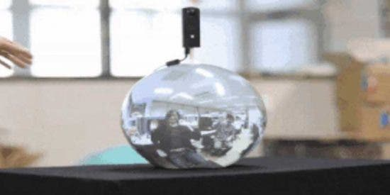 Así son las nuevas imágenes de 360 grados en las que nadie se queda fuera