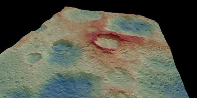 El planeta enano Ceres se contrajo originando grandes fallas
