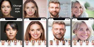 La aplicación Faceapp se vuelve viral en redes sociales