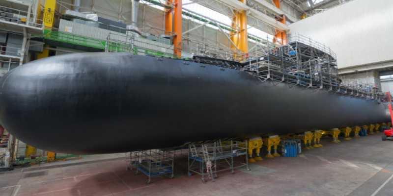 Francia tiene nueva generación de submarinos nucleares