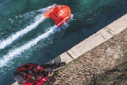 Este dron salvavidas pronto realizará rescates en mar abierto