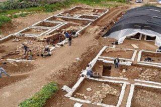 Así es el mayor asentamiento del Levante Mediterráneo, datado en 9000 años