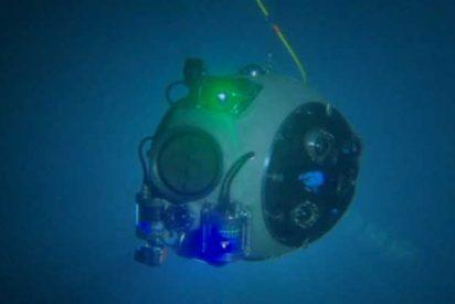 Crean un robot submarino para explorar minas abandonadas