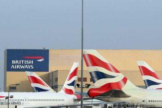 Un niño de 12 años logra colarse en un avión de British Airways con destino Los Ángeles