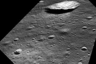 El vídeo que muestra lo que vio Neil Armstrong al pisar la Luna