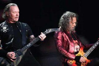 Metallica sorprende a todos cantando en ruso