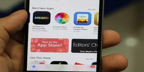 App store impone nuevas y duras condiciones para las aplicaciones de apuestas