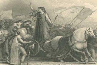 Encuentran un gran tesoro de la época romana en Inglaterra