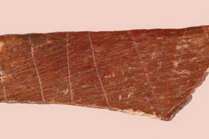 Estos inquietantes dibujos de hace mas de 105 mil años pueden ser los primeros de los misteriosos Denisovanos