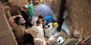 Encuentran miles de huesos al abrir unos osarios en el Vaticano buscando a la niña desaparecida