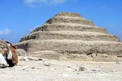 """Un extraño complejo encontrado en la necrópolis egipcia podría ser """"la ruta a la vida futura"""""""