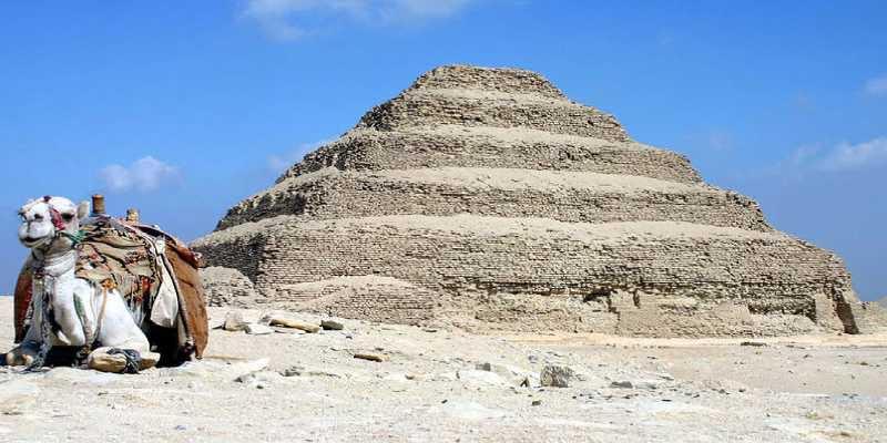 Un extraño complejo encontrado en la necrópolis egipcia podría ser 'la ruta a la vida futura'