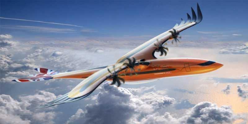 """Airbus presenta este nuevo prototipo de avión """"con plumas"""""""