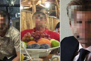 Difunden las primeras fotos de los espías de la CIA detenidos en Irán