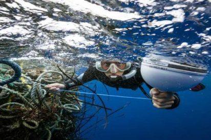 Voluntarios logran reducir la Gran Mancha de Basura del Pacífico