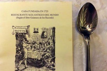 Así es el restaurante más antiguo del mundo y se encuentra en Madrid