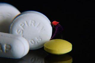 Un estudio de la Universidad de Harvard nos alerta del peligro de tomar aspirinas sin prescripción médica