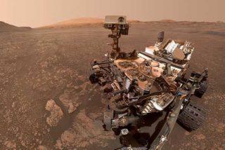 Curiosity logra aumentar las expectativas sobre la vida en Marte gracias a estas imágenes