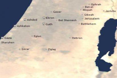 El origen de los filisteos bíblicos es europeo, según un análisis de ADN