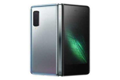 Galaxy Fold; así es el primer móvil plegable