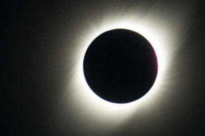 Así se vio el eclipse solar total de este 2 de julio de 2019