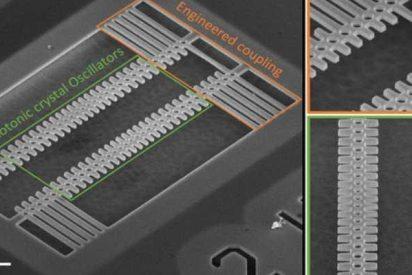 Demuestran el acoplamiento de péndulos a nanoescala