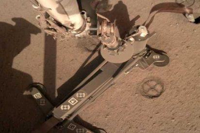 La NASA inicia un plan para rescatar el taladro atascado de la Sonda InSight