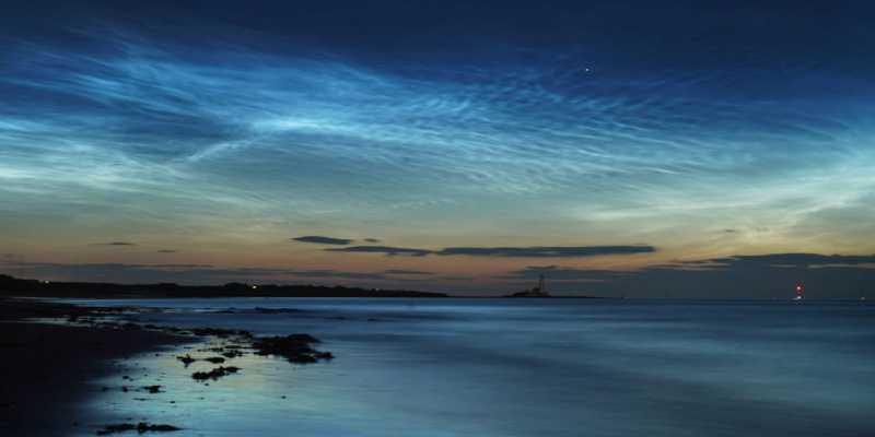 """Científicos avistan las nubes """"más raras"""" en una zona donde nunca fueron vistas antes"""