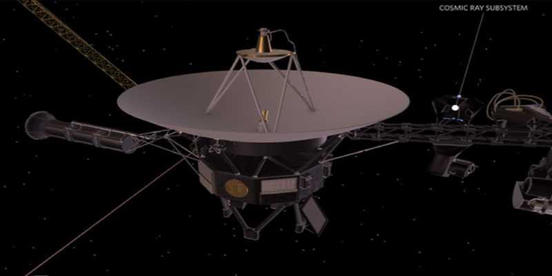 Voyager 2 se prepara para entrar en espacio interestelar apagando uno de sus sistemas