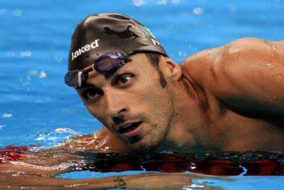 Este nadador olímpico salva a un recién casado de morir ahogado en una playa de Italia