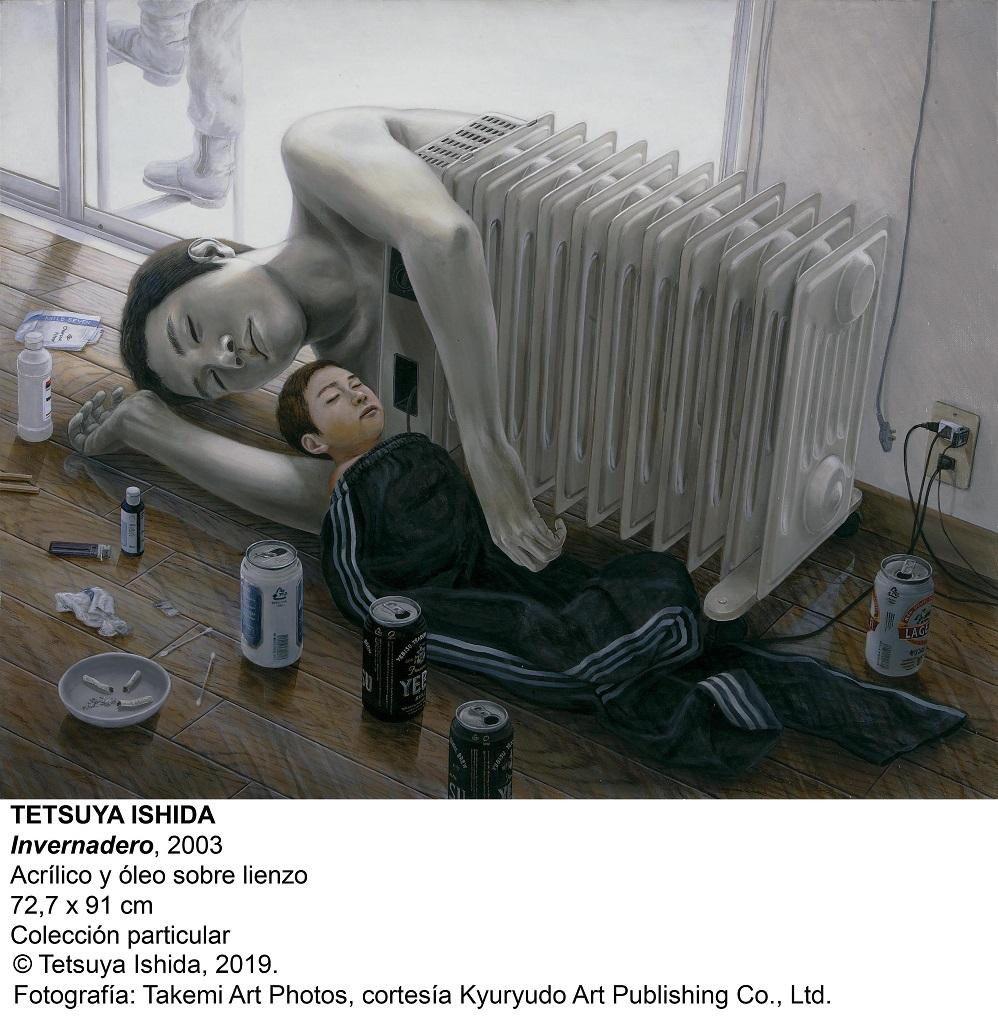 Tetsuya Ishida, autorretrato en los otros