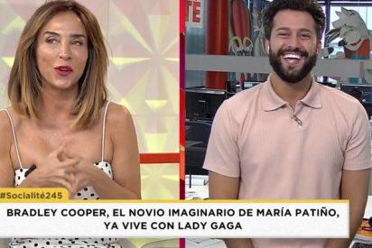 María Patiño y Javi de Hoyos