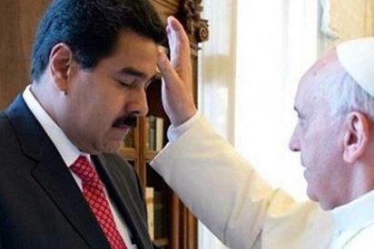 El papa Francisco equipara el régimen chavista con sus víctimas
