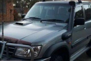 Cuatro niños condujeron más de 900 kilómetros con este vehículo 4x4 robado en Australia