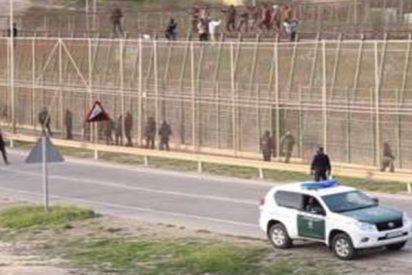 Es incongruente pedir asilo político al tiempo que cometen delitos contra los agentes fronterizos en Ceuta