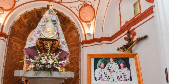 Se cumplen 50 años de la llegada de la patrona de Pozoblanco a la luna