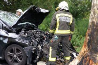 La Guardia Civil halla una mujer muerta a cuchilladas, cuando iba a informarle de la muerte de su marido en accidente de tráfico