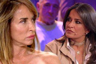 "Aida Nizar atiza duro a María Patiño: ""eres una envidiosa, mala compañera, estás frustrada, amargada, eres mala gente..."""