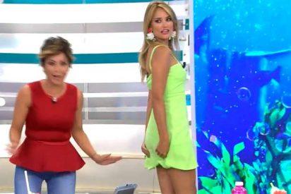 Alba Carrillo presume de su nuevo trasero tras someterse a un tratamiento de estiramiento de gluteos