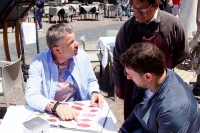 Un restaurante de la Plaza Mayor de Madrid se niega a servir a Chicote para que no les critique