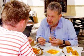 Alberto Chicote 'hunde' en su último programa a los restaurantes que sirven comida a los turistas que visitan España